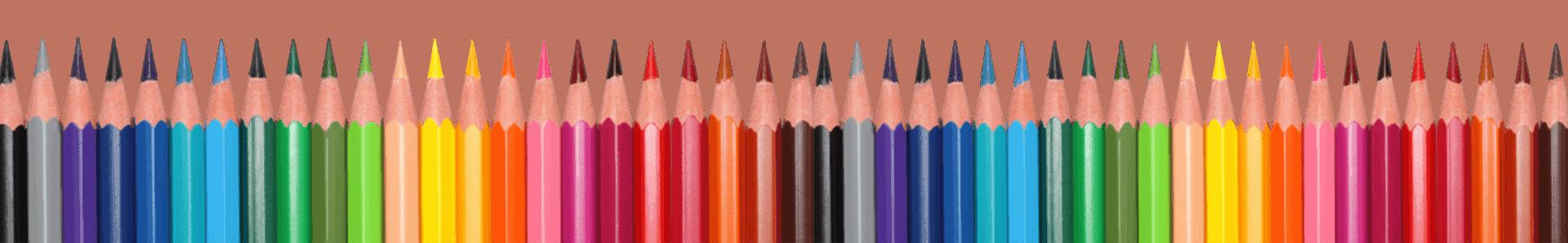 Colorful Pencils Transparent (1)